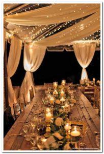 namiot ślubny