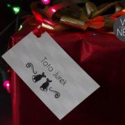 5 zawieszki na prezenty