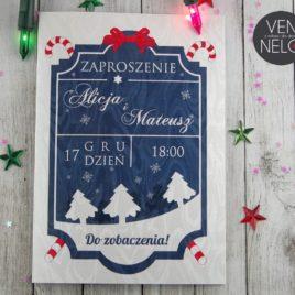 Zimowe zaproszenie